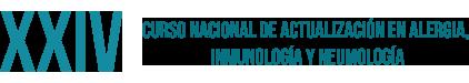 XXIV Curso Nacional de Actualización en Alergia, Inmunología y Neumología
